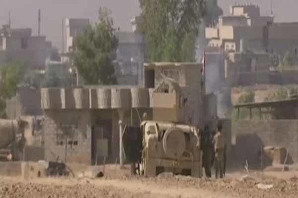 فلم/ موصل میں فوجی آپریشن کا دوسرا دن