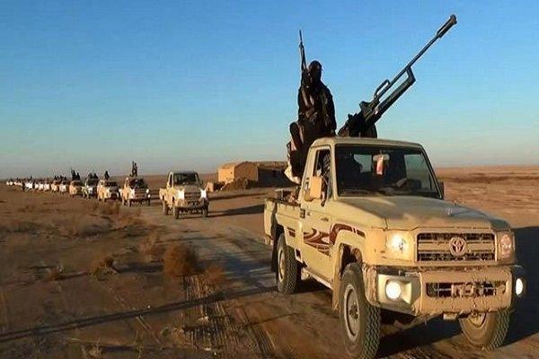 ' داعش ' يهاجم القوات العراقية على حدود الأردن