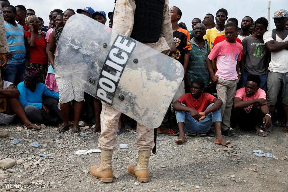 گرسنگی در هائیتی
