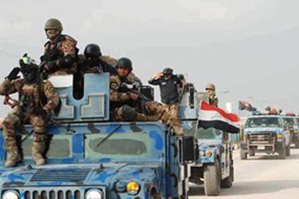محور جنوبی شهر «موصل» به طور کامل آزاد شد