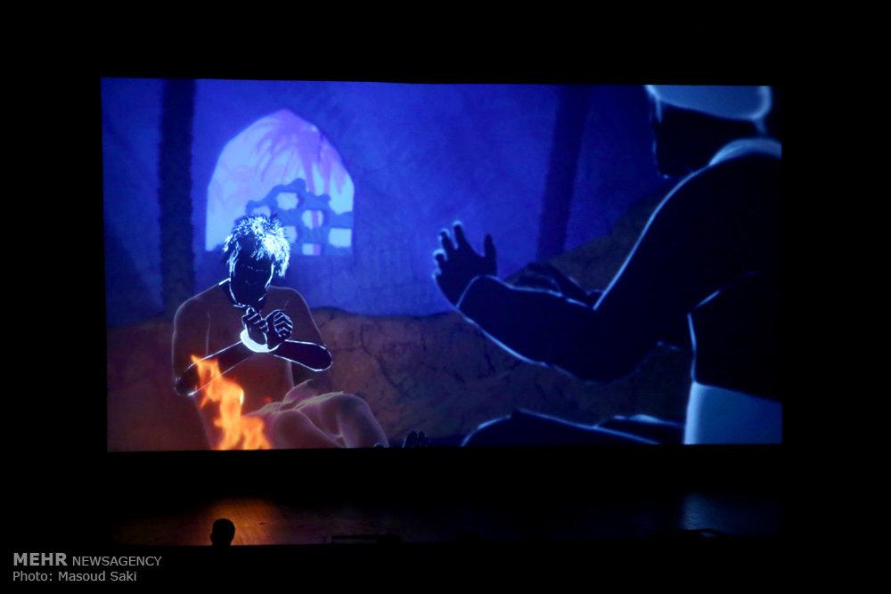 اکران خصوصی انیمیشن سینمایی ناسور