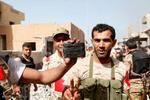 فلم/ داعش کی دھماکہ خیز مواد سے بھری گاڑی تباہ