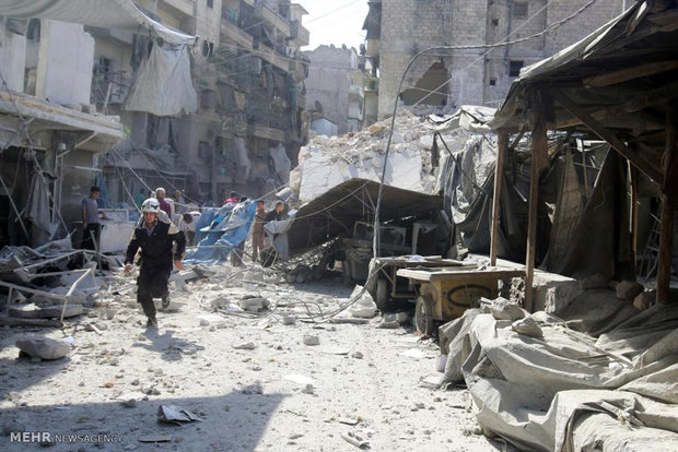 Moscow received no information from US on Syrian terrorist groups