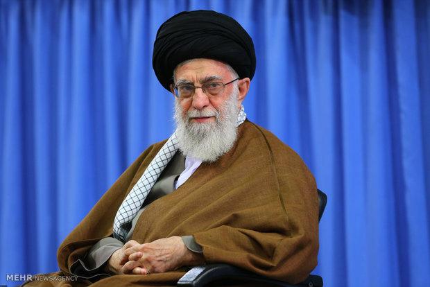 رهبر معظم انقلاب درگذشت حجتالاسلام شاهرخی را تسلیت گفتند