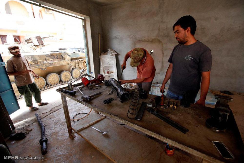 آزادسازی شهر سرت از دست داعش