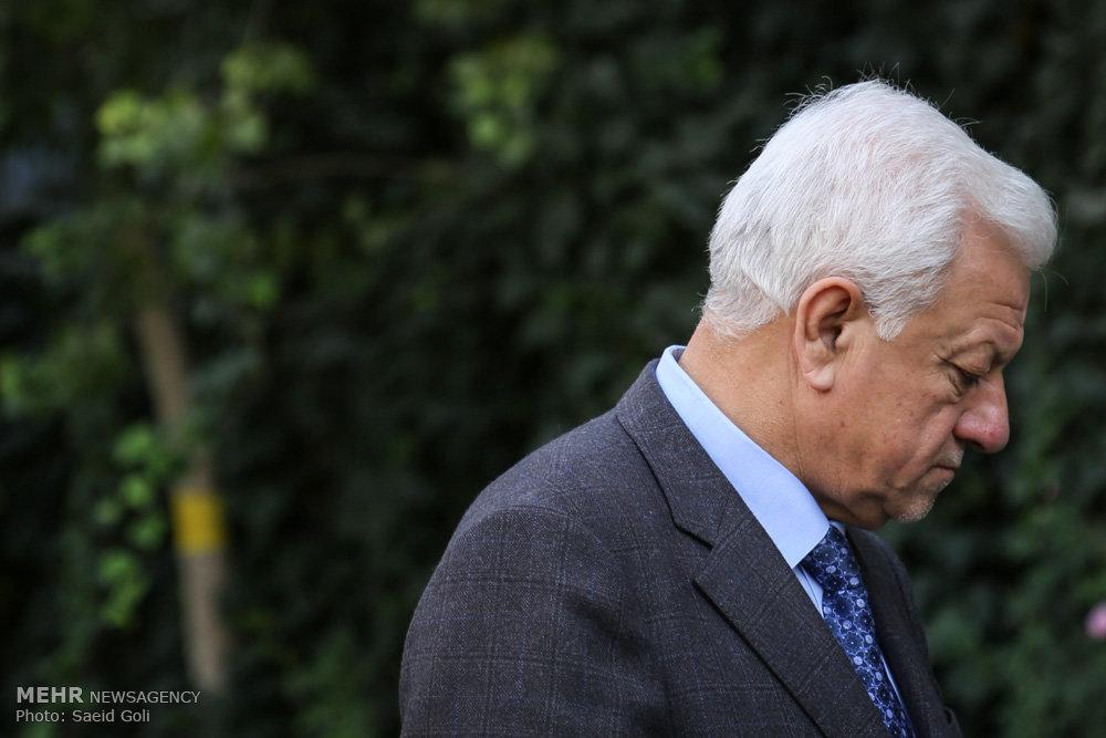 نشست خبری سفیر عراق
