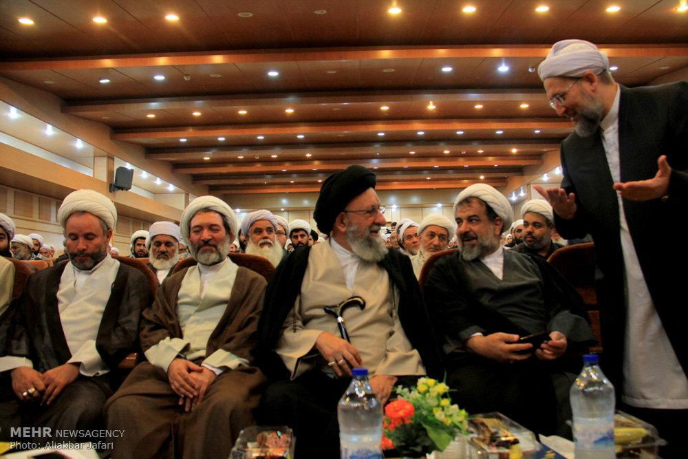 همایش پیامدهای تکفیری و مسئولیت علمای اسلامی در گلستان