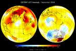 ۲۰۱۶ به عنوان گرمترین سال جهان ثبت میشود