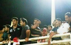 درگیری خونین هواداران در ورزشگاه الغدیر اهواز