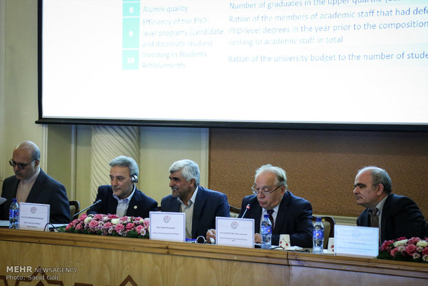 Iranian, Russian top unis. sign 30 MoUs