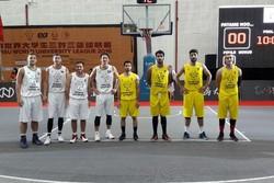 """فريق جامعة """"بيام نور"""" الايراني يفوز على الفريق الصربي"""