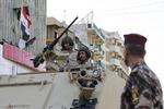 آزادسازی روستای «الحویدر» در جنوب غرب موصل