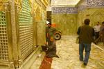 ساخت و نصب ضریح حرم حضرت عباس به روایت «ضریح ماه منیر»