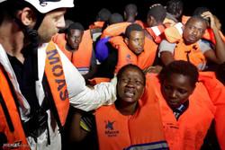 ورود پناهجویان به ایتالیا افزایش پیدا کرده است