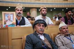 مؤتمر اليوم الوطني للقرى والعشائر في طهران /صور