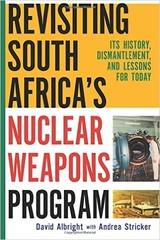 کتاب «بازبینی برنامه تسلیحات هستهای آفریقای جنوبی» منتشر شد