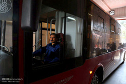 طرح نظارت و ارزیابی اتوبوسهای تبریز آغاز شد