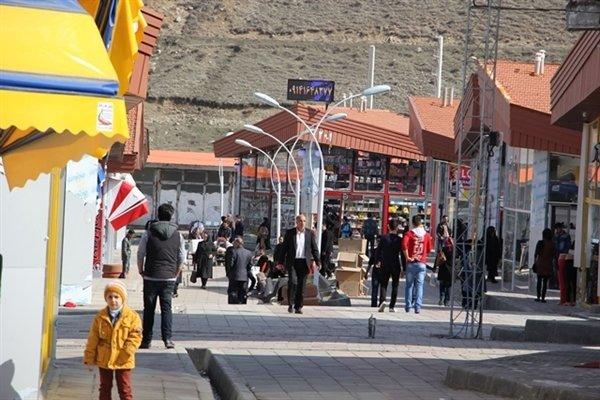 مقامات عراقی از ایجاد بازارچه چنگوله استقبال می کنند