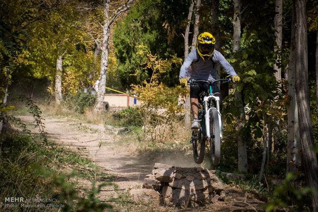 مسابقات دوچرخه سواری قهرمانی رده کوهستان