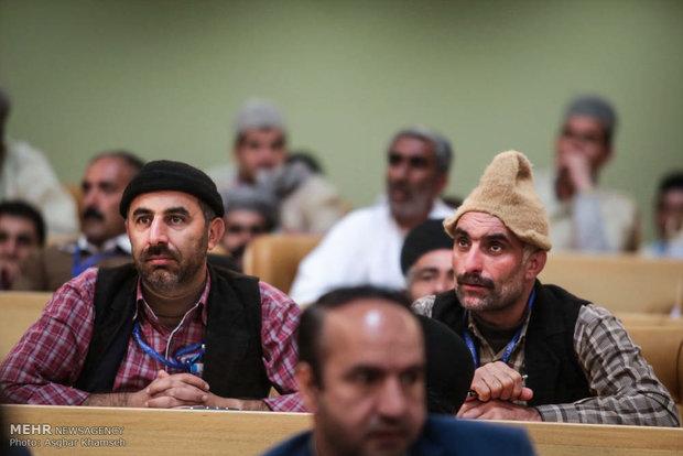 National day of village, nomads celebrated