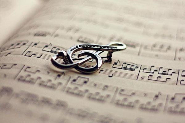 عکس تزیینی موسیقی