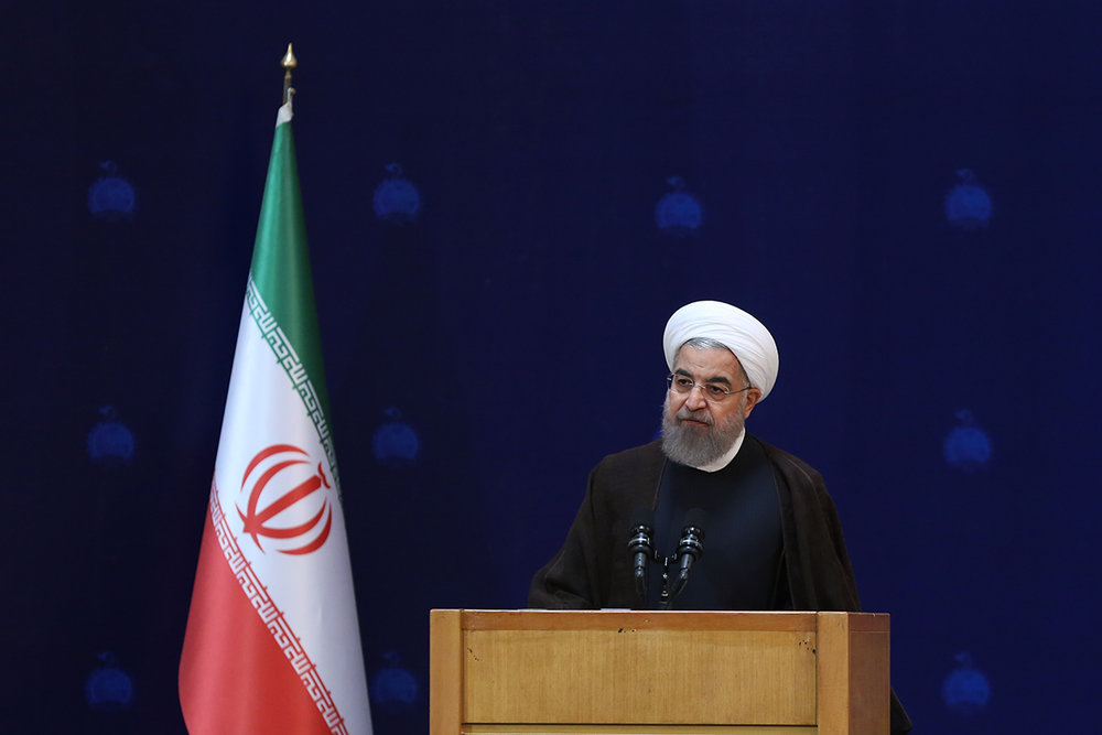 United States vote is choice between 'bad and worse': Iran's Rouhani