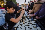 کمک ۲۰ میلیارد ریالی یزدیها به اسکان و تامین غذای زائران کربلا