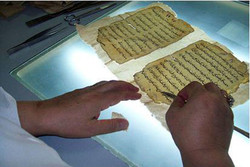 Official laments smuggling of invaluable Shia manuscripts