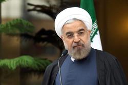 روحاني يؤكد على دعم الحكومة لقوات التعبئة الإيرانية