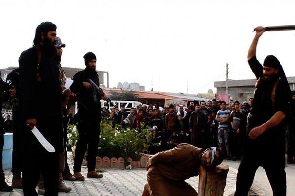 داعش نے موصل میں اپنے 9 افراد کے سر قلم کردیئے