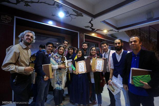 اولین مسابقه نمایشنامه خوانی توکا