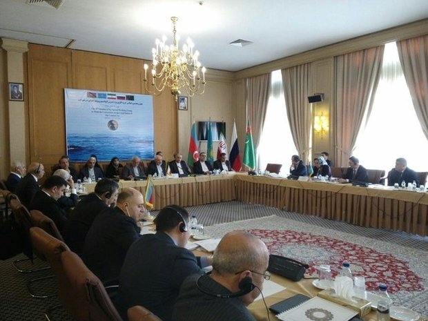 47th Caspian Sea Working Group wraps up