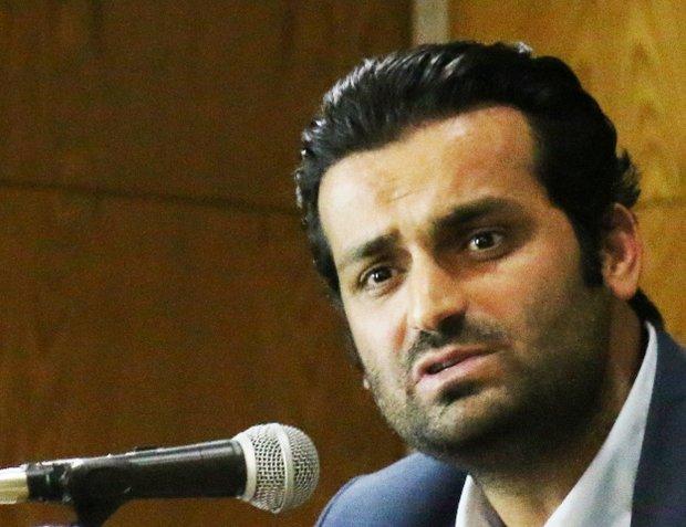 مهدی رنجبر، معاون هنری ارشاد فارس