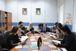 دانشگاه علامه ۵۸ عنوان کتاب به دانشگاه زبان شناسی روسیه اهدا کرد