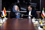 امضاءتوافقنامه همکاری بندری میان ایران وهلند