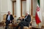 معاون اول پارلمان اتریش با ظریف دیدار کرد