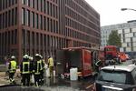 مقر سرویس اطلاعات آلمان تخلیه شد