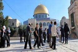 استشهاد 3 فلسطينيين في باحات المسجد الأقصى باشتباك مسلح مع الجيش الصهيوني