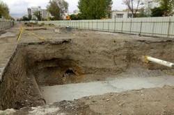 کشف در حمام قدیمی در پروژه پل «قدس» اردبیل تکذیب شد