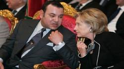 ويكيليكس : ملك المغرب قدم منحة لهيلاري كلينتون بقيمة 12 مليون دولار