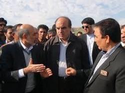 استاندار کرمانشاه از بازارچه مرزی سومار بازدید کرد