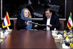 توافق ایران و هلند