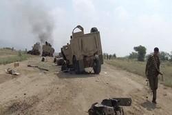 اليمن.. إسقاط طائرة تجسس وكسر زحف للمرتزقة بالجوف
