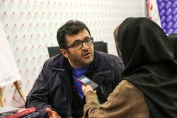 شهرام عبدلی در «ماماهوت» از اکتشاف میگوید