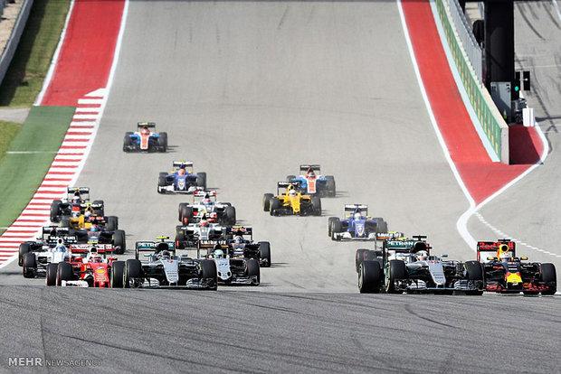 مسابقات فرمول یک در تگزاس آمریکا