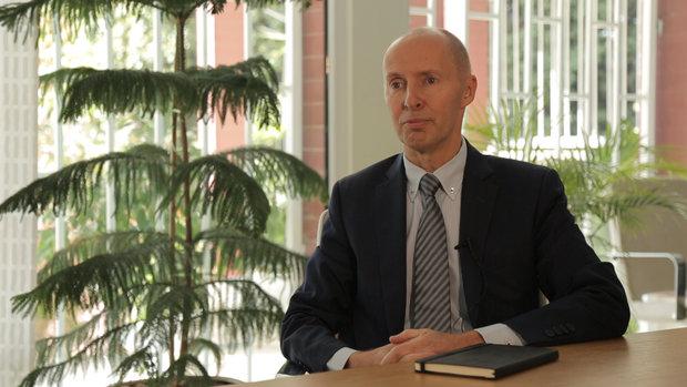 Finnish Ambassador to Tehran Harri Kämäräinen