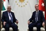 محمود عباس و اردوغان