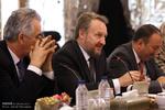 İran Meclis Başkanı ve Bakir İzzet Begoviç görüşmesi