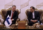 Finnish president: Steps taken to broaden ties with Iran