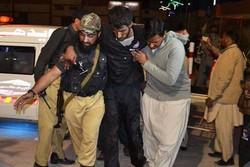 شمار تلفات حمله به دانشکده پلیس «کویته» به ۵۹ نفر افزایش یافت